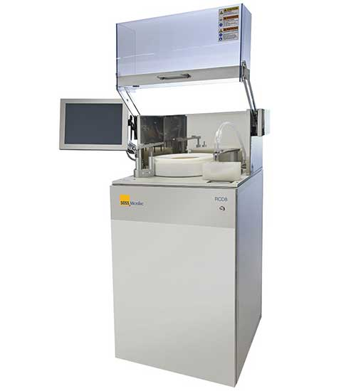 RCD8 Semiautomatic Resist Coat and Developer
