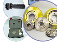 Dicing Flanges and Accessories