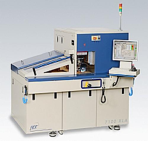 7100XLA Semi-Automatic Extra Large Area Dicer