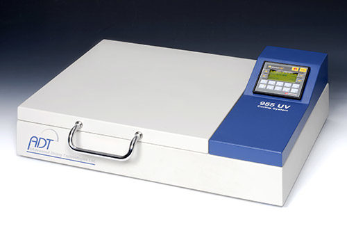 955 UV Tape Curing System