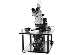 LAB Assistant Manual Wafer Probe Station