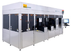 SÜSS MicroTec MaskTrack Pro for the next-generation lithography requirements of photomask cleaning, bake and developing advanced technology nodes.