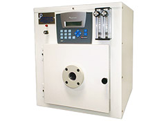 PE-50-XL Parallel plate RF electrode for plasma cleaning or etching up to 150x175mm samples.