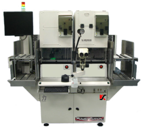 PowerFusion Automatic Wedge Wire Bonder