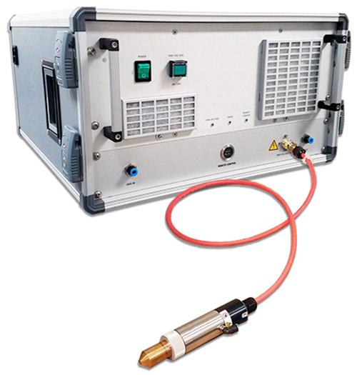Inline Atmospheric Plasma Cleaner