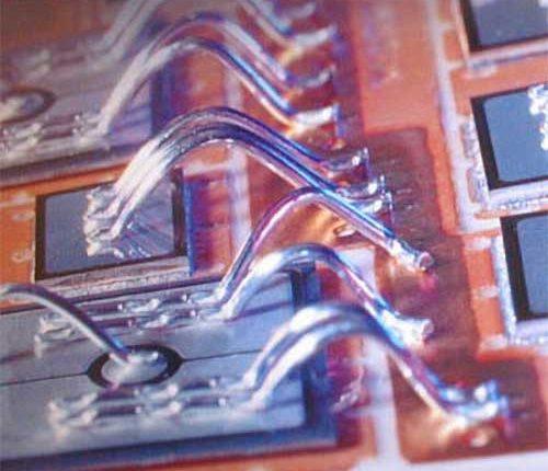Coining Large Diameter Aluminium Bonding Wire