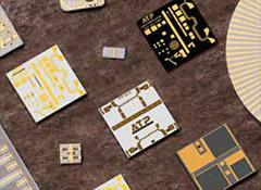 Metalised Thin Film Circuits