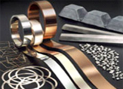 Coining Solder Preforms and Ribbons