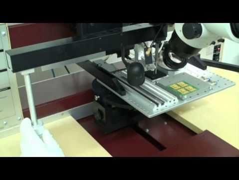 Tresky T 3000 2 M Manual Flexible Die Bonder