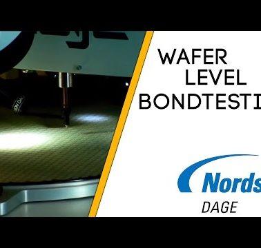 Nordson DAGE 4800 Wafer Level Bondtesting