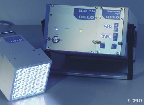 DELOLUX 20 Curing Lamp