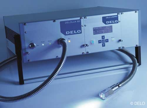 DELOLUX 80 LED Lamp