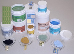 Dielectrics and Sealing Glazes for Thickfilm Applications