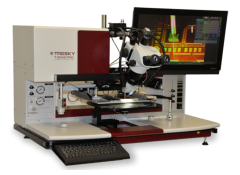 Tresky T-3002-PRO Semiautomatic Die Bonders and Die Sorters with extensive options and process capabilities.