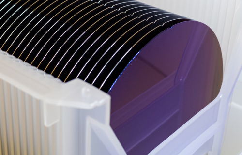 Oxide Coated Silicon Wafers