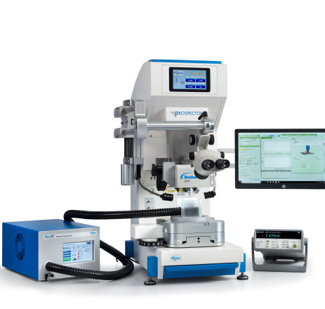 Nordson-DAGE Prospector Micro-Materials Test Equipment with Hot and Cold Stage