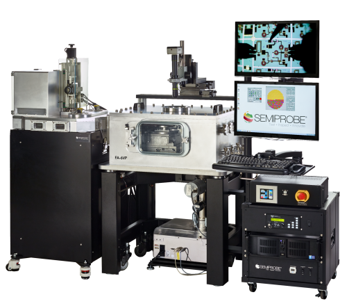 Automatic Vacuum Wafer Probe Equipment