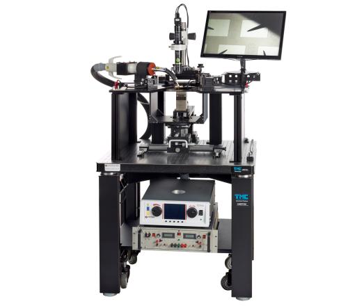 Magnetic Stimulation Wafer Probe Station