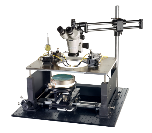 Manual Triaxial Probe Station