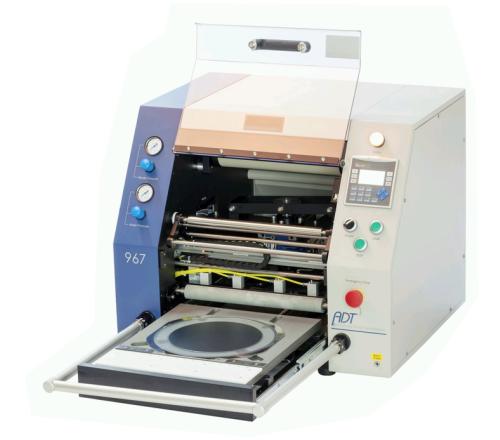 ADT967 Semiautomatic Wafer Mounter