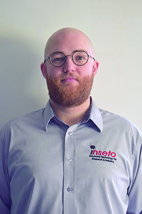 Chris Valentine appointed to help Inseto's valued customers further de-risk their semiconductor and MEMS fabrication projects.