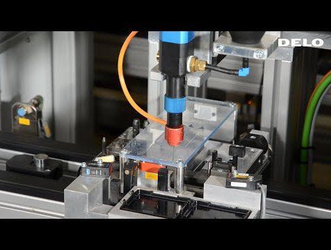 Sealing of Automotive Electronics - Valve for Lumbar Support - Encapsulation