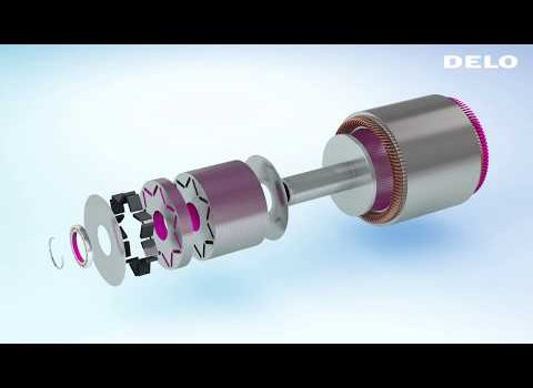 Electric Motor Magnet Bonding: Increasing UPH With Fixation-Aid-Free Process Design