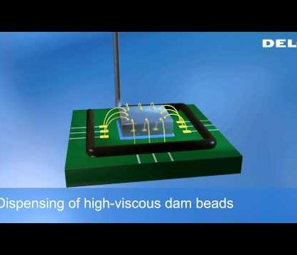 Dam Stacking with DELO's Innovative Encapsulants