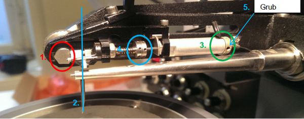 Manual Wire Bonder - Deep Access Clamp Adjustments: MPP and KnS