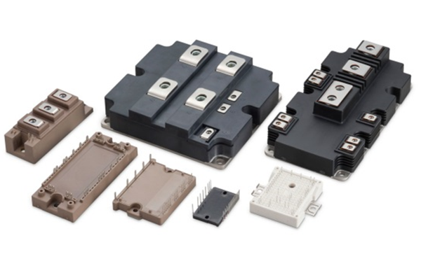Example Power Module Devices using Solder Reflow Technology
