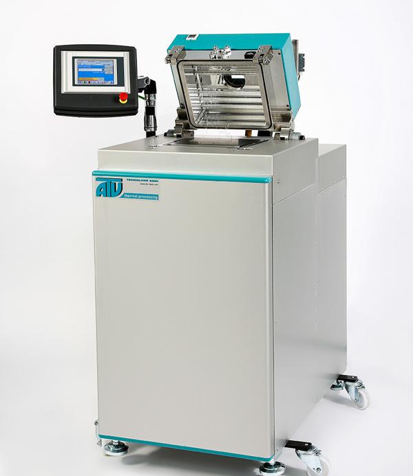 IR Induction Furnace - ATV Vacuum Solder Reflow Oven