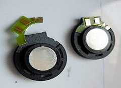Light-Activated Epoxy Adhesive Example Application - Mini-Loudspeaker Assembly
