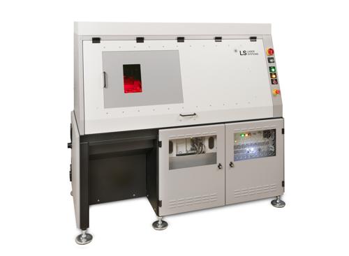 LS-9600TD Laser Trim Machine