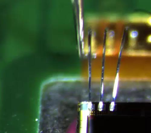 Fine Wire Pull Test
