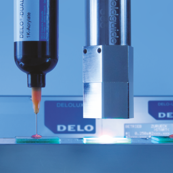 Light Curing System for Epoxy Die Bonding