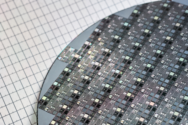 Example Semiconductor Wafer Lithography