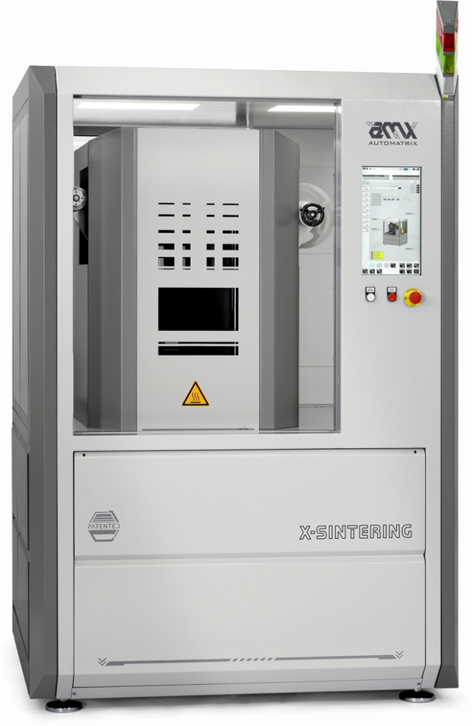 Semiautomatic Sintered Die Attach System